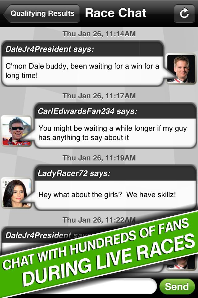 Race Fan Ultimate: NASCAR screenshot 2