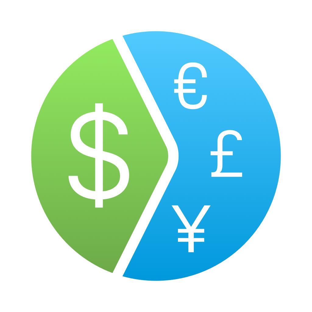Coinverter – シンプルなiOS専用為替レート換算アプリ